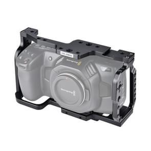 YELANGU C9 YLG0911A-A video camera kooi stabilisator voor DJI BMPCC 4K (zwart)