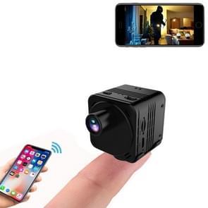 R89 Full HD 1080P WiFi Mini DV Recorder Camera  Support Monitor Detection & Night Vision & Loop Recording & TF Card