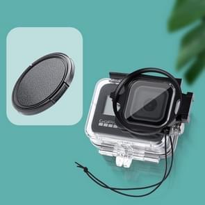 RUIGPRO voor GoPro HERO8 58mm filteradapterring met lensdop