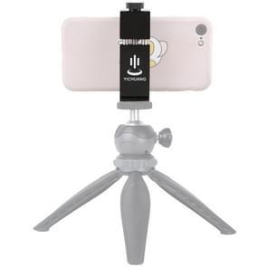 YICHUANG JH-01 Aluminium Alloy Phone Statief klemklemklem adapter voor 65-95cm