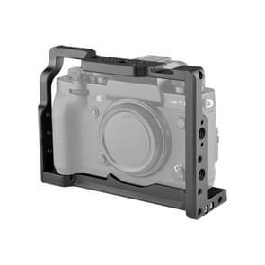 YELANGU C19 YLG0330A-B Video Camera Cage Stabilisator voor Fujifilim XT2 / XT3 (Zwart)
