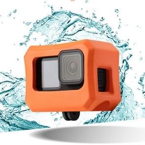 EVA Floaty Case voor GoPro HERO9 Zwart (Oranje)