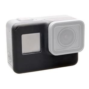 Voor GoPro HERO 5 Front Cover Faceplate Frame huisvesting reparatie deel (zwart)