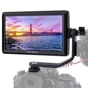 FEELWORLD FW568 1920×1080 HDMI 5.5 inch Camera Field Monitor