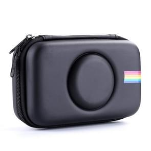 Camera Bag EVA Shockproof Camera Storage Bag for Polaroid Snap Touch(Black)