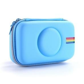Camera Bag EVA Shockproof Camera Storage Bag for Polaroid Snap Touch(Blue)
