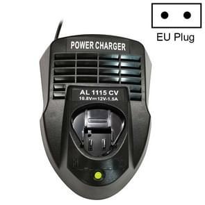 12V Power Tool Batterijlader (EU-stekker)
