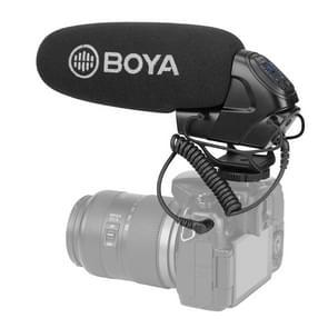 BOYA BY-BM3032 SLR Camera Telefoon Direct Plug Condenser Live Show Video Vlogging Recording Microfoon