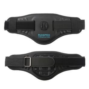 RUIGPRO Voor Insta360 R Panoramische Sportcameragordel (Zwart)