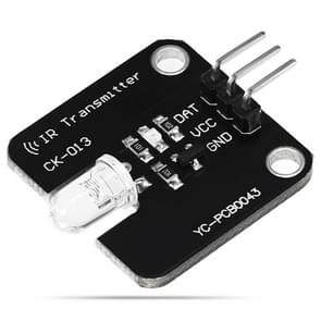 LandaTianrui LDTR - HM0016 940nm 3.5-5V IR Infrared Transmitter Module for Arduino (Black)