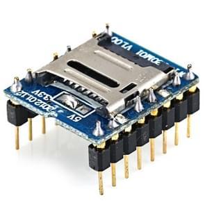 WTV020-SD Micro SD Card geluid game controllersapparaat Audio Module
