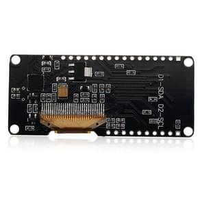 LandaTianrui LDTR-WG0139 0.96 inch OLED Module Wi-Fi Mode for Arduino / NodeMCU (Black)