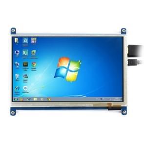Scherm van de aanraking van de WAVESHARE 7 Inch HDMI LCD (B) 800 × 480 voor Raspberry Pi