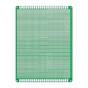 2 PCS LandaTianrui LDTR - WG032 / D5 Double-sided Glass Fiber Prototyping Breadboard PCB Board, Size: 12 x 18cm