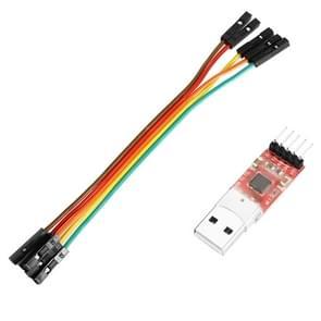 DIY CP2102 Chip USB-TTL Converter Module bestuur