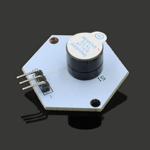LDTR - 0016 Digital Buzzer Module  -  White and Black
