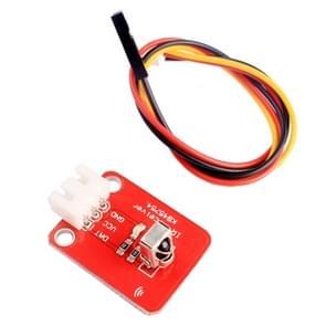 1838T infrarood ontvanger Sensormodule met 3-pins Dupont lijn voor Ardunio
