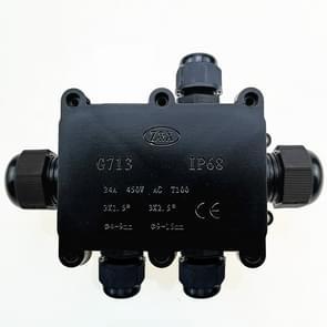 G713 IP68 waterdichte vijf-weg Junction box voor de bescherming van printplaat