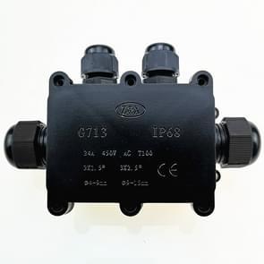 G713 IP68 waterdichte vier-weg Junction box voor de bescherming van printplaat