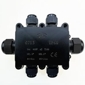 G713 IP68 waterdichte zes-weg Junction box voor de bescherming van printplaat