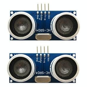 2 PCS Landa Tianrui LDTR - WG0106 HC - SR04 Sensor Module Ultrasonic Distance Measurement Board for Arduino