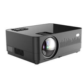 Q2 4 inch LCD Color Screen 60~90 Lumens 800x480P Smart Projector , Support HDMIx2, USB, AV, SD Card,VGA ,Audio Out(Black)