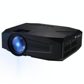 BLJ-333A 1920x1080 2000 Lumens LCD Portable Home Theater Mini Projector, Support HDMI / SD / USB / AV / VGA / Wifi Same Screen