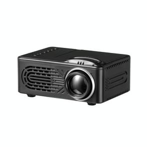 RD-814 Portable TFT LCD Home Theater Multimedia HD 1080P LED Mini Projector, Built-in Speaker, Support TF Card / AV / USB