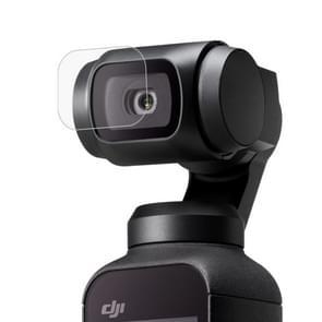 HD gehard glas lens film voor DJI OSMO Pocket Gimbal