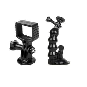 Sunnylife OP-Q9199 Metal Adapter + Car Suction Cup  for DJI OSMO Pocket