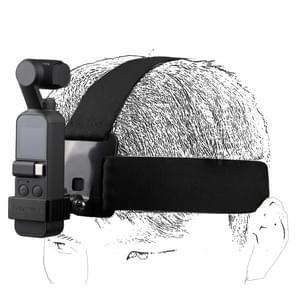 Sunnylife OP-Q9200 metalen Adapter + hoofdband voor DJI OSMO Pocket
