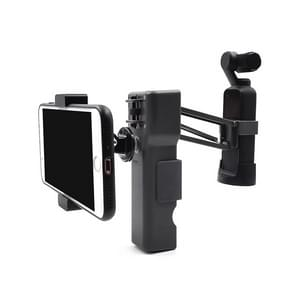 STARTRC 1105993 Handheld Z-axis Shock Absorption and Stabilization Aluminum Alloy Mobile Phone Clip Set for DJI OSMO Pocket