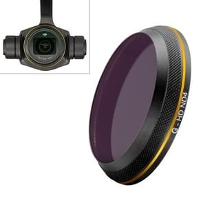 PGYTECH X4S-HD ND4 Gold-edge lensfilter voor DJI Inspire 2 / X4S Gimbal Camera Drone Accessoires