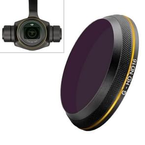 PGYTECH X4S-HD ND16 Gold-edge lensfilter voor DJI Inspire 2 / X4S Gimbal Camera Drone Accessoires