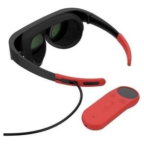 Voet beschermhoes Handvat Shell vervangende onderdelen voor Huawei VR-bril (Rood)