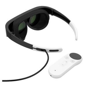 Voet beschermhoes Handvat Shell vervangende onderdelen voor Huawei VR-bril (Wit)
