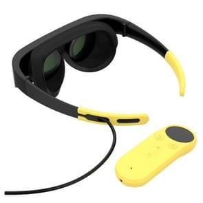 Voet beschermhoes Handvat Shell vervangende onderdelen voor Huawei VR-bril (geel)