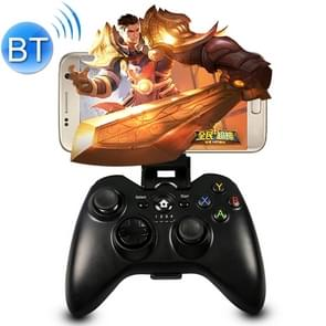 C9 Bluetooth Vibration Gaming Controller Grip Game Pad, For iPhone, Galaxy, Huawei, Xiaomi, HTC and Other Smartphones