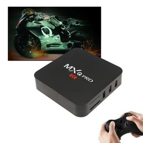 MXQ PROi 1080P 4K HD Smart TV BOX with Remote Controller, Android 7.1 S905W Quad Core Cortex-A53 Up to 2GHz, RAM: 2GB, ROM: 16GB, Support WiFi