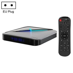 A95X F3 Air 4K RGB licht Smart TV BOX Android 9,0 media speler met afstandsbediening, Quad-Core Amlogic S905X3, RAM: 2GB, ROM: 16GB, EU plug