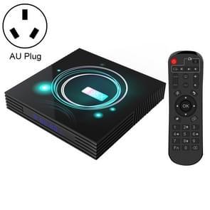 A95X F3 Slim 4K Smart TV BOX Android 9.0 Media Player wtih Remote Control, Quad-core Amlogic S905X3, RAM: 2GB, ROM: 16GB, AU Plug
