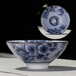 Huishoudelijke handgeschilderde keramiek Kung Fu thee set theekopje Tea Bowl  grootte: groot (zegen)