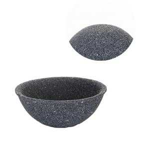 Non-porous Alumina Ore Tea Filter Creative Ceramic Filter Tea Strainer Tea Accessories(Round section coarse pore filtration)