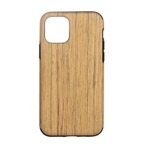 Wood Texture TPU Protective Case for iPhone XIR (2019)(Rosewood)