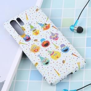 Luminous Pattern PC Protective Case for Huawei P30 Pro(Sesame Street)