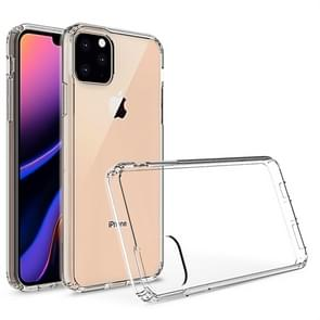 Scratchproof TPU + Acrylic Protective Case for iPhone XI Max 2019(Transparent)