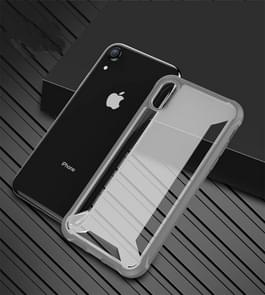 PC + TPU Shockproof Protective Case for iPhone XI (2019)(Grey)