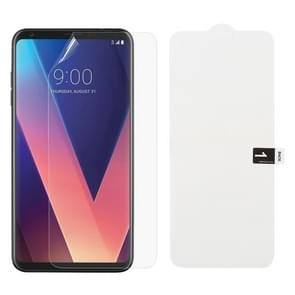 Soft Hydrogel Film Full Cover Front Protector for LG V30 Plus