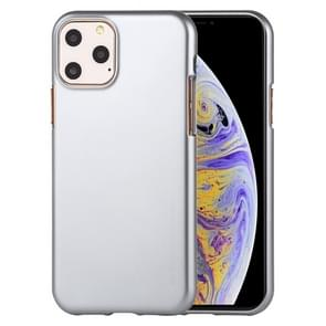 MERCURY GOOSPERY i-JELLY TPU Shockproof and Scratch Case for iPhone XI (2019)(Grey)