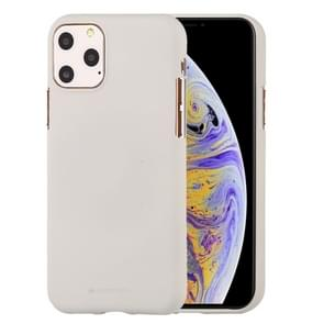 MERCURY GOOSPERY SOFE FEELING TPU Shockproof and Scratch Case for iPhone XI Max (2019)(Stone)